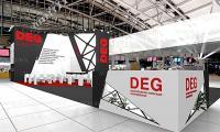 Проект компании DEG на выставку Металлообработка 2019