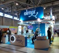 Стенд компании Olmix